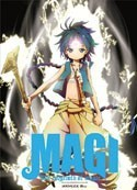 Magi Aladdin Wall Scroll