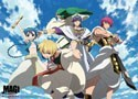 Magi Group Wall Scroll
