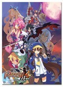 Disgaea 4 Group Wall Scroll