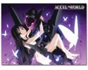 Accel World Kuroyukihime Wall Scroll Poster (U.S. Customers Only)