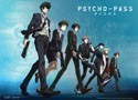 Psycho-Pass Group Line Wall Scroll Poster (U.S. Customers Only)