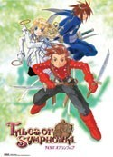 Tales of Symphonia Key Art Wall Scroll Poster