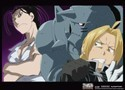 Fullmetal Alchemist Ed, All, Teacher Wall Scroll Poster (U.S. Customers Only)