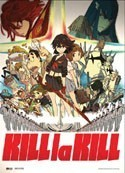 Kill La Kill Group Wall Scroll Poster