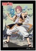 Fairy Tail Natsu and Happy Wall Scroll Poster