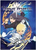 Tales of Vesperia Yuri and Flynn Wall Scroll Poster