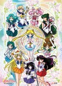 Sailor Moon Group Wall Scroll Poster