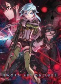 Sword Art Online Sinon Wall Scroll Poster
