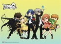 Persona Q Group Wall Scroll Poster (U.S. Customers Only)