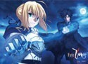 Fate Zero Saber and Kiritsugu Wall Scroll (U.S. Customers Only)