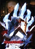 Devil May Cry Wall Scroll