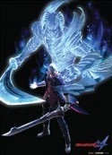 Devil May Cry Dante Wall Scroll
