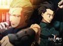Fate Zero Lancer Wall Scroll