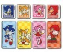Sonic the Hedgehog Sonic and Friends Magnet Set