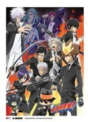 Hitman Reborn Group Wall Scroll Poster