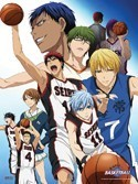Kuroko's Basketball Group Wall Scroll Poster