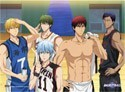 Kuroko's Basketball Group Wall Scroll Poster  (U.S. Customers Only)
