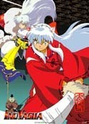 Inu Yasha Sesshoumaru Group Wallscroll