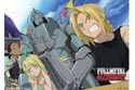 Fullmetal Alchemist Long Wall Scroll (U.S. Customers only)