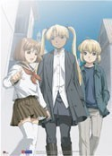 Gunslinger Girl Wall Scroll