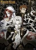 Trinity Blood Group Wall Scroll Poster