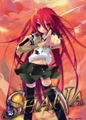 Shakugan no Shana Wall Scroll