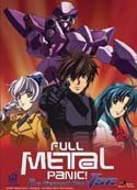 Full Metal Panic Wall Scroll