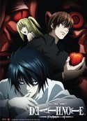 Death Note Group Wall Scroll