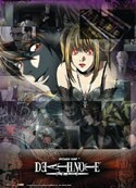 Death Note Misa Collage Wall Scroll