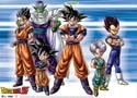 Dragonball Z Wall Scroll (U.S. Customers Only)