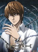 Death Note Light Wall Scroll