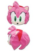 Sonic the Hedgehog Amy Fleece Cap