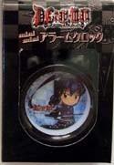 D.Gray-Man Kanda Mini 3'' Alarm Clock