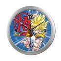 Dragonball Z Super Saiyan Goku Wall Clock