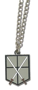 Attack on Titan Trainee Logo Necklace
