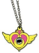 Sailor Moon SuperS Sailor Moon Compact Necklace