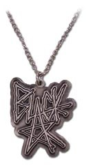 Soul Eater Black Star Necklace