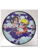 Naruto Shippuuden SD Characters Wall Clock