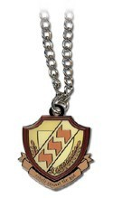 Angel Beats Emblem Necklace