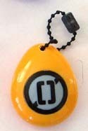 Neon Genesis Evangelion 0 Soundrop Key Chain