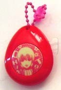 Gintama Okita Soundrop Key Chain