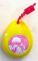 Gintama Ginpachi Sensei Soundrop Key Chain