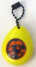 Naruto Shippuuden Soundrop Naruto Yellow Key Chain