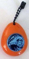 Naruto Shippuuden Soundrop Naruto Orange Key Chain