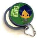 Hitman Reborn Mukuro Pocket Mirror Key Chain