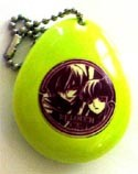 Code Geass Soundrop Key Chain Lelouche, C.C.