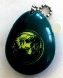 Code Geass Soundrop Key Chain Gino