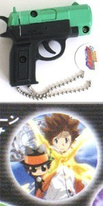 Hitman! Reborn Gun Projecter Tsuna and Reborn