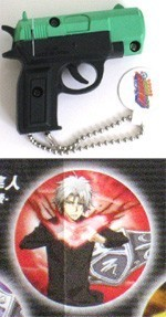 Hitman! Reborn Gun Projecter Gokudera