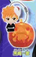 Bleach Ichigo Swing Key Chain